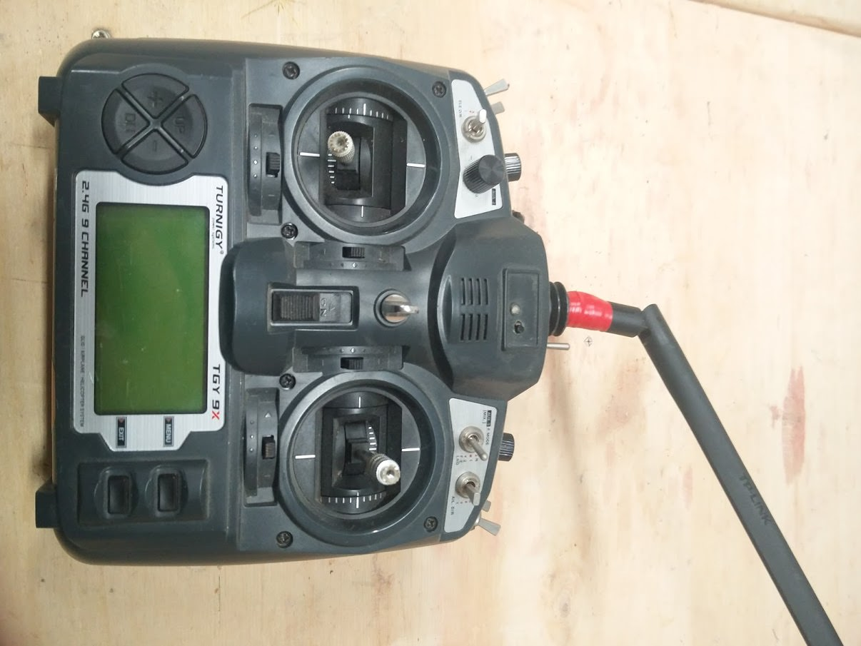 Telecomando TGY-9X